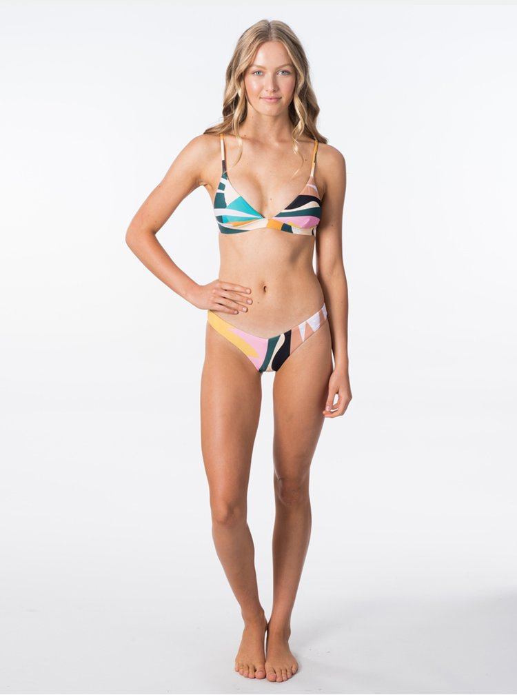Bikini pentru femei Rip Curl - roz, verde