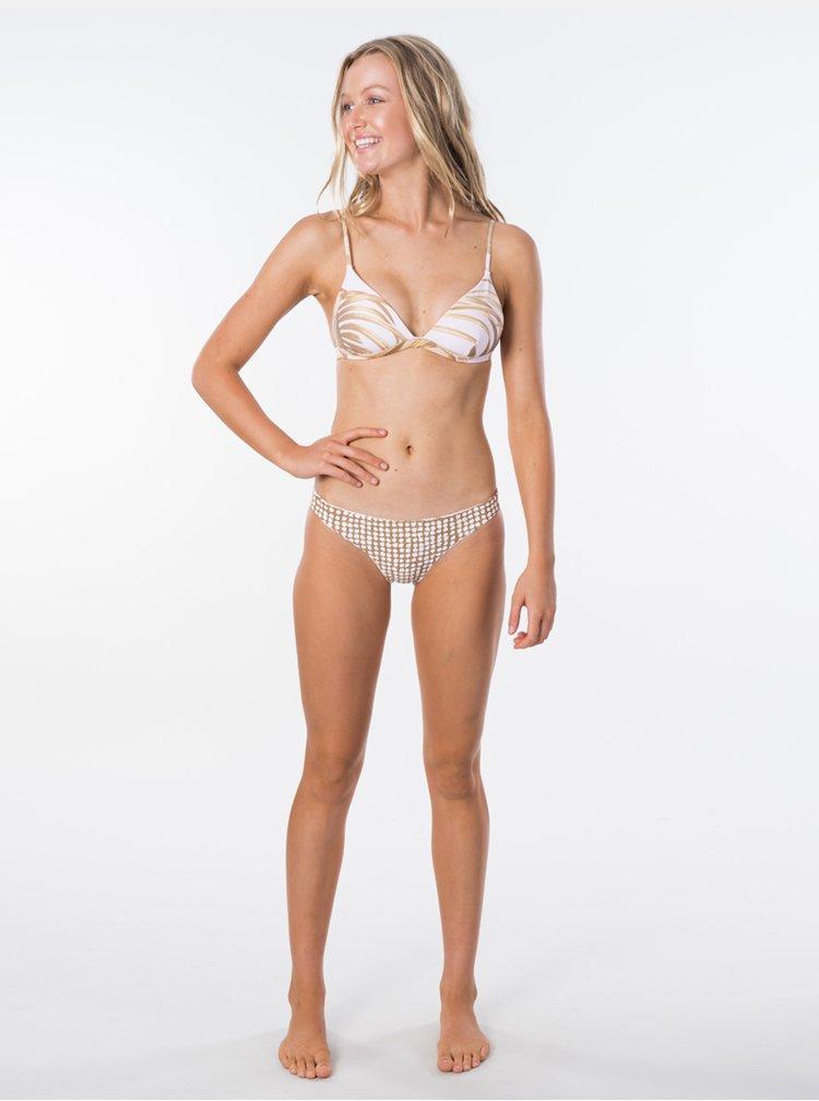 Bikini pentru femei Rip Curl - maro, roz deschis