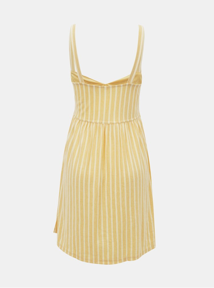 Rochii casual pentru femei ONLY - galben