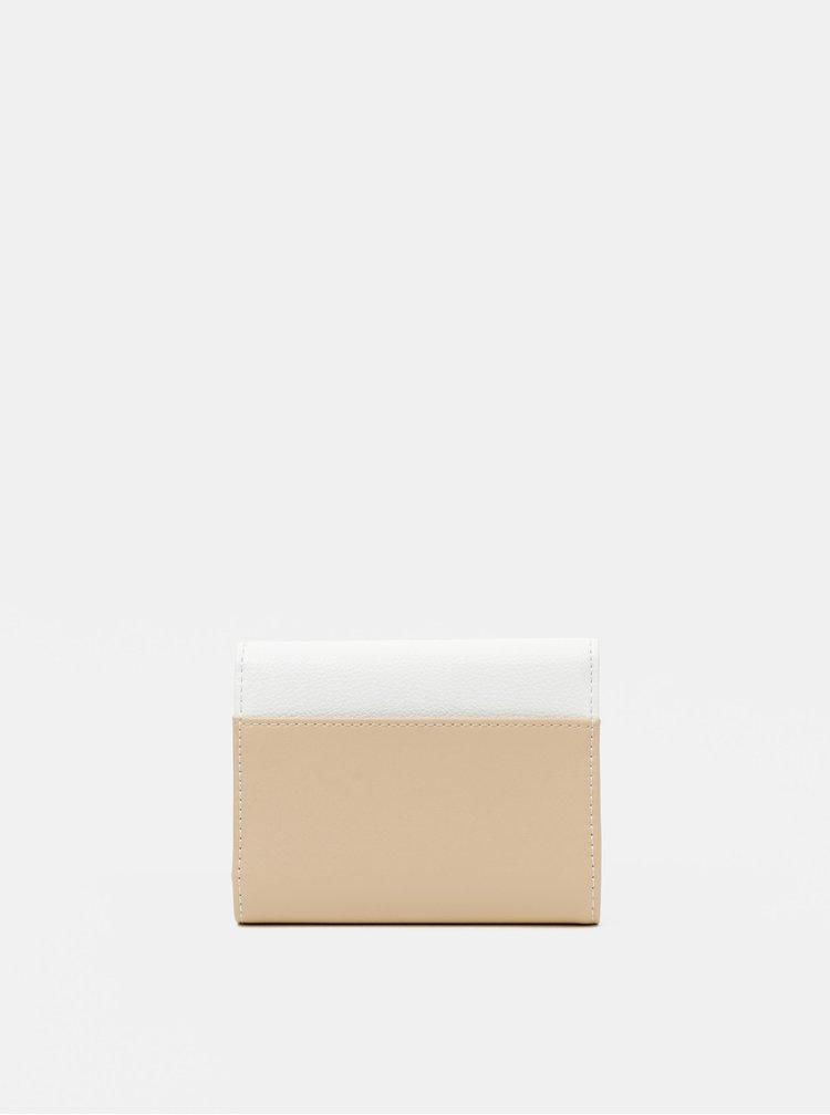 Béžová dámska peňaženka Calvin Klein Jeans