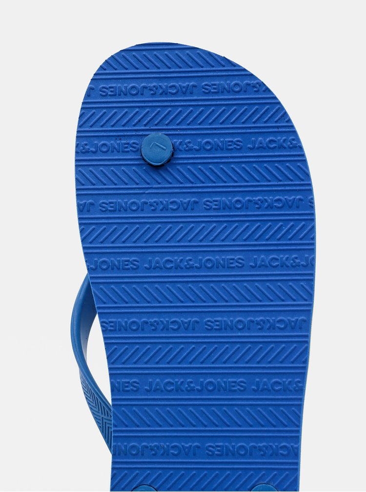 Sandale si slapi pentru barbati Jack & Jones - albastru, rosu