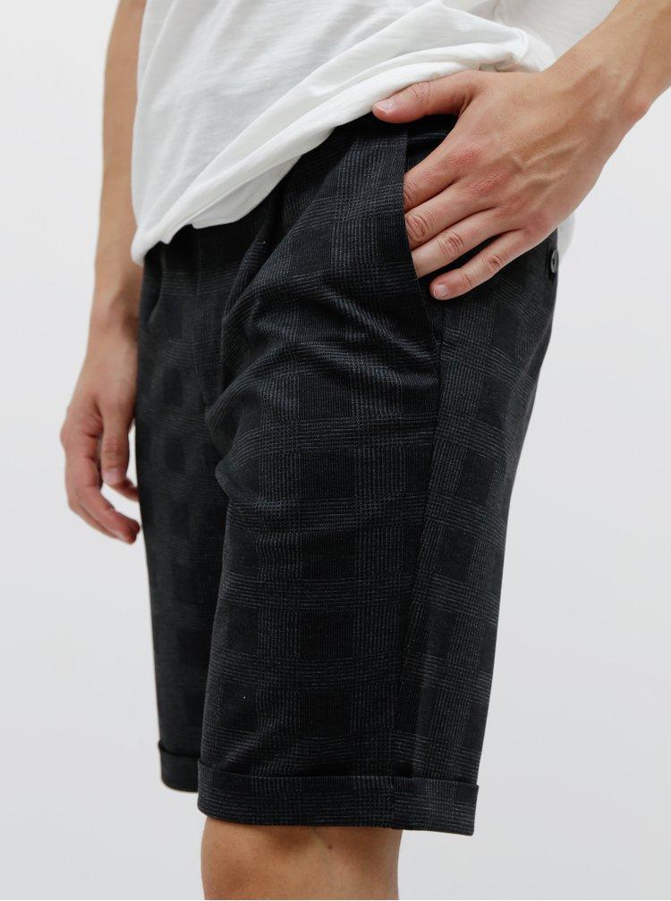Pantaloni scurti pentru barbati Lindbergh - negru