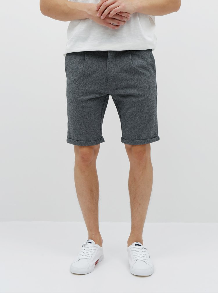 Pantaloni scurti pentru barbati Lindbergh - gri