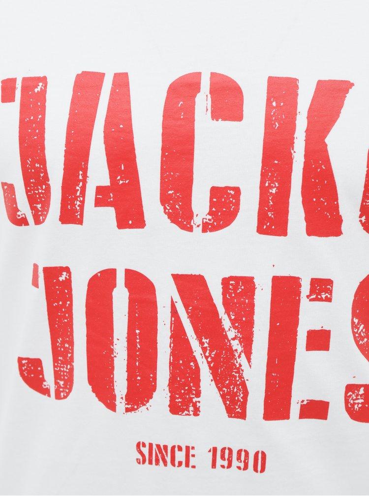 Bílé tílko Jack & Jones Jay