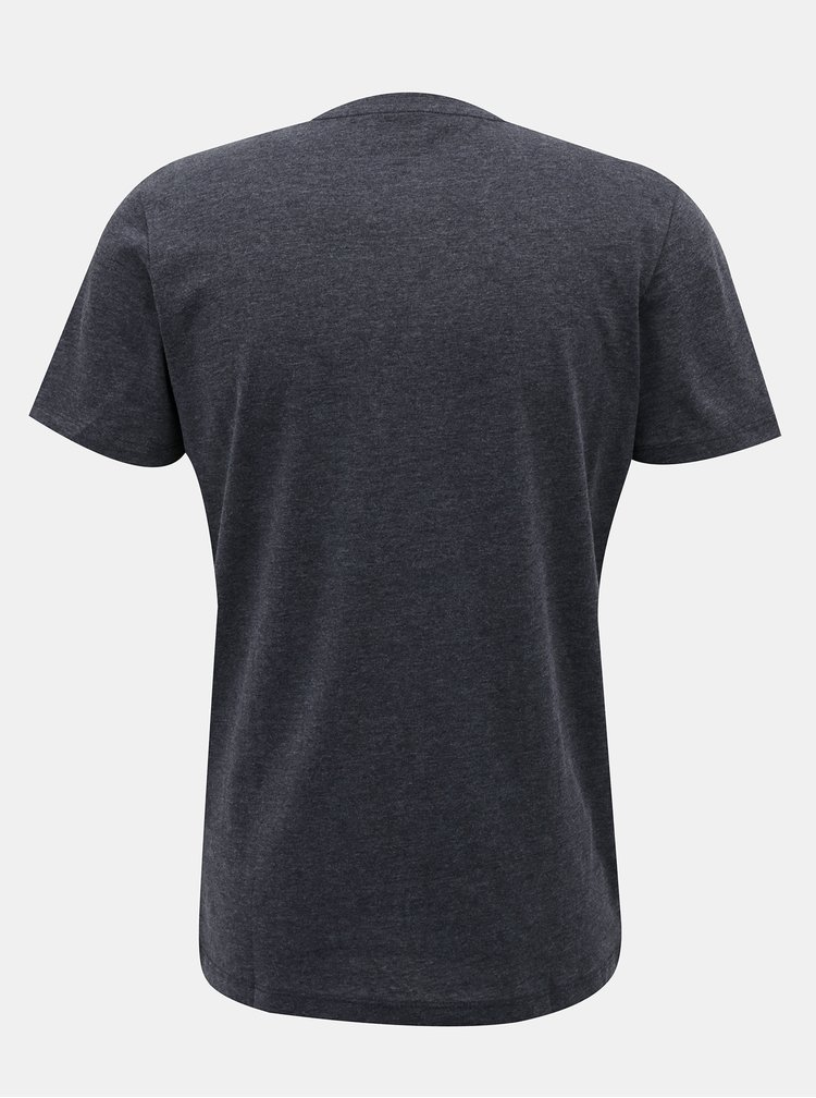 Tmavošedé tričko Jack & Jones Star