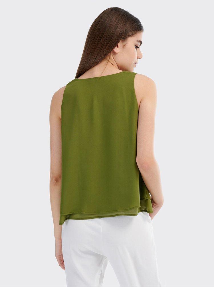 Topuri pentru femei Alcott - verde