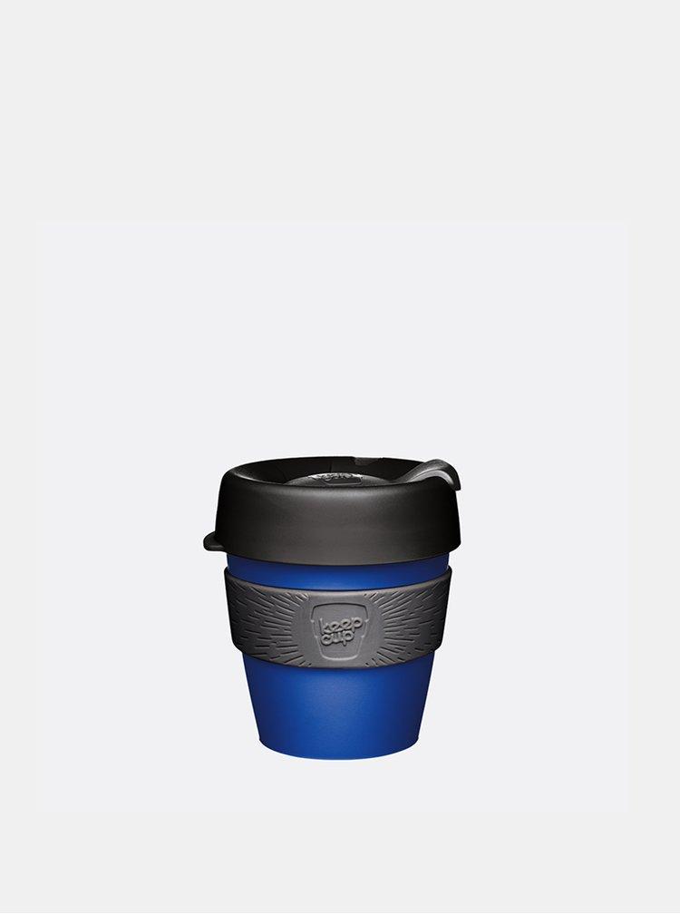 Modro-černý cestovní hrnek KeepCup Original small 227 ml