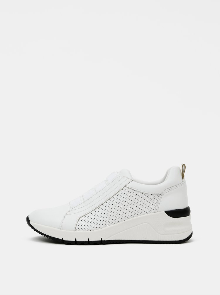 Pantofi sport si tenisi pentru femei Tamaris - alb