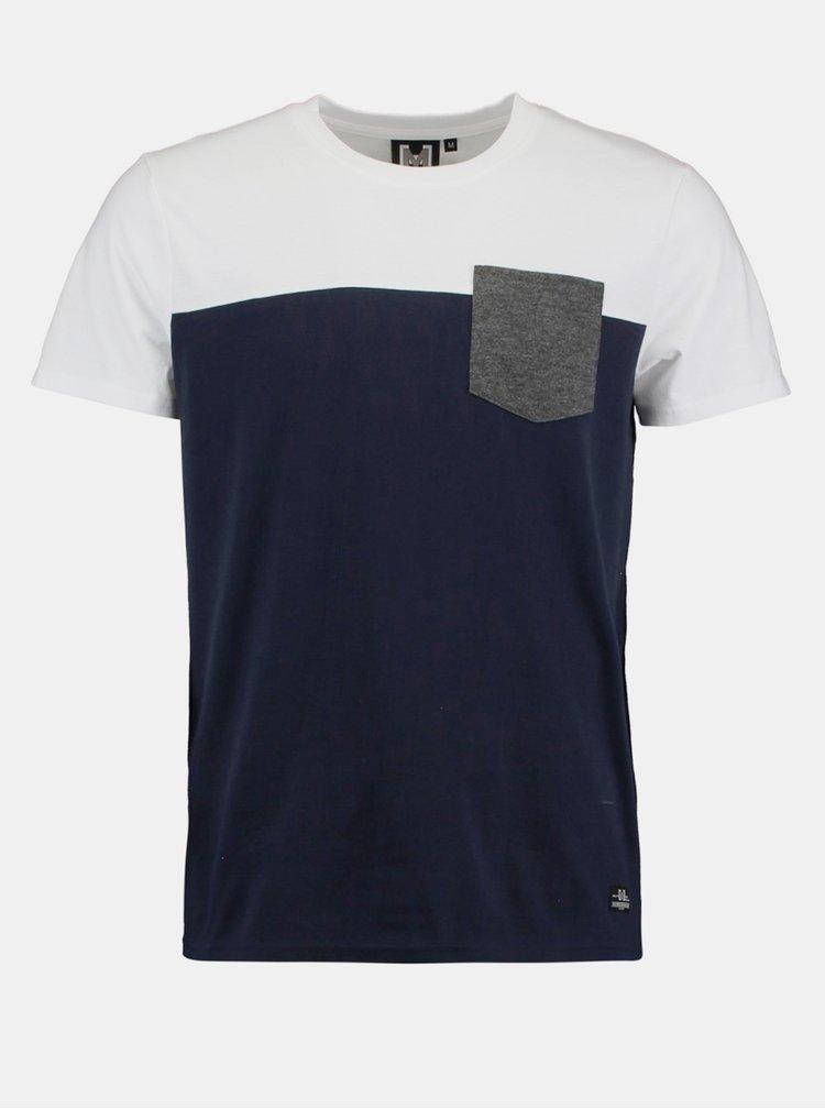 Tricouri pentru barbati Hailys - albastru inchis