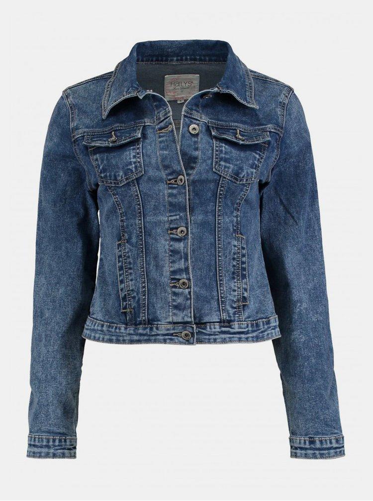 Modrá džínová bunda Haily´s Enny