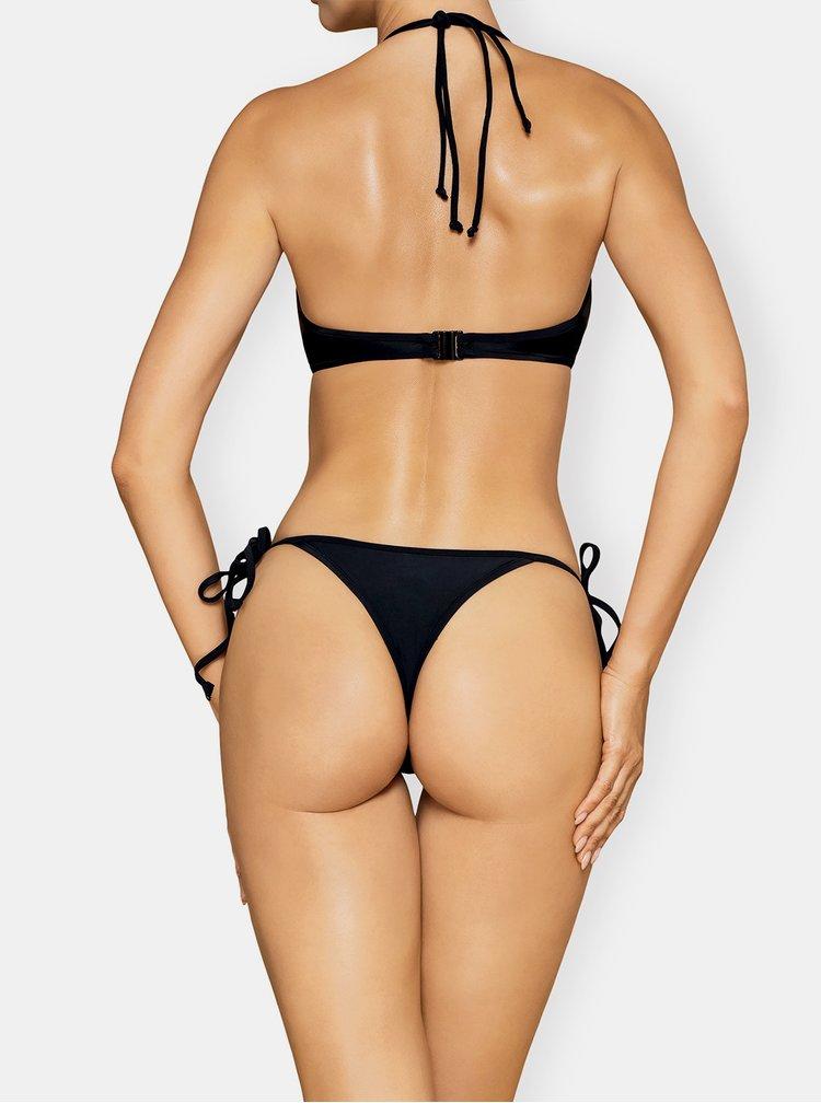 Bikini pentru femei Obsessive - negru
