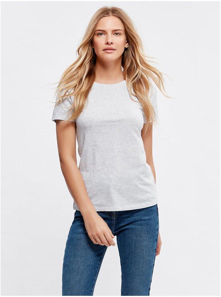 Topuri si tricouri pentru femei M&Co - gri deschis