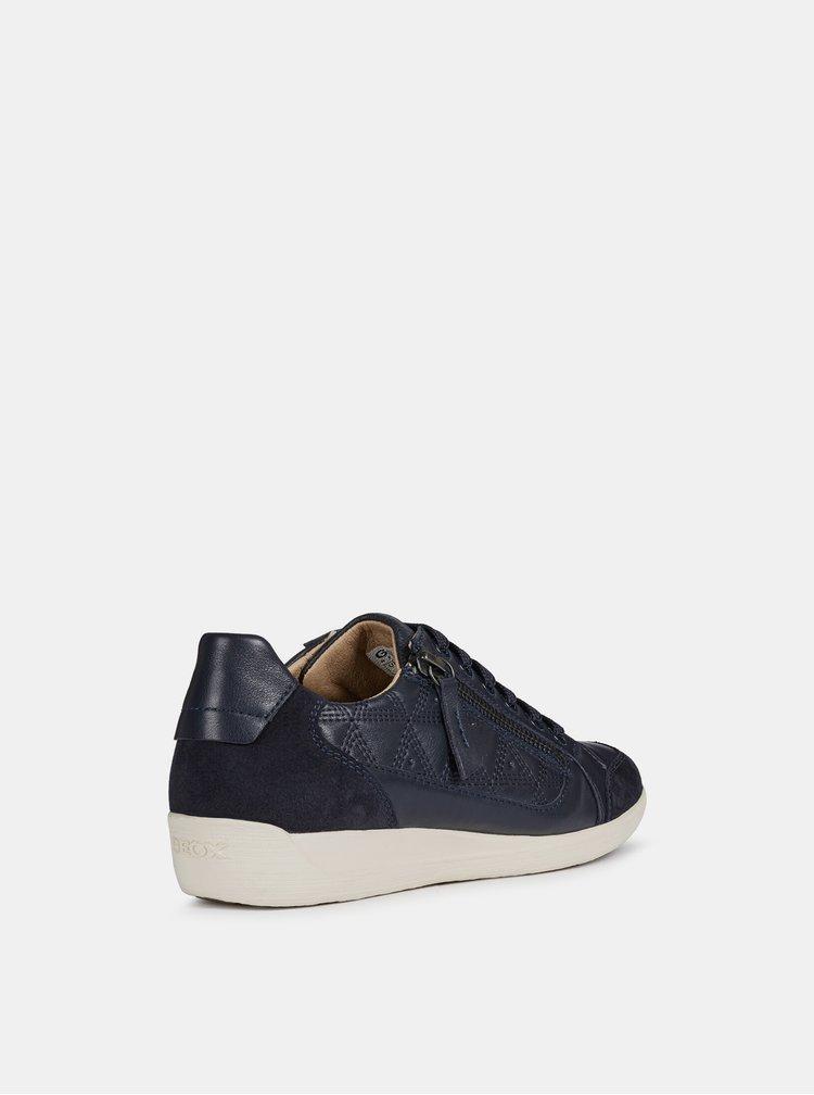 Pantofi sport si tenisi pentru femei Geox - albastru inchis