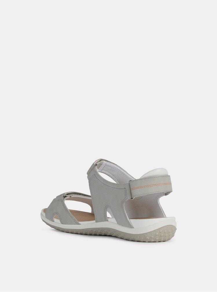 Sandale pentru femei Geox - gri