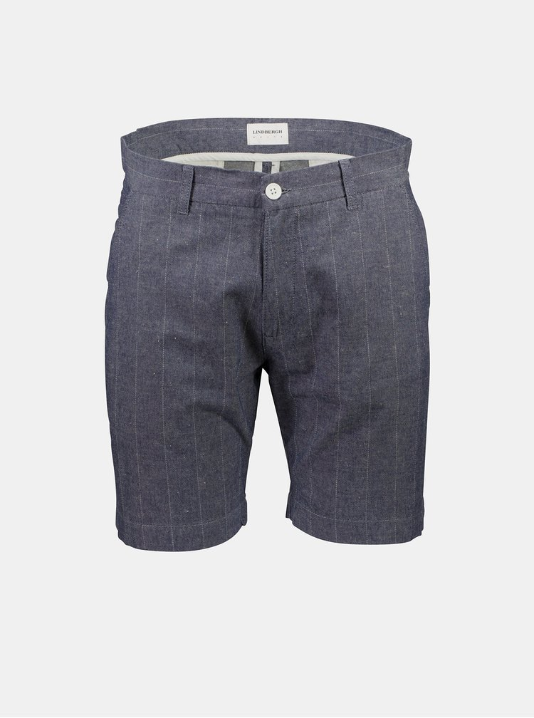 Pantaloni scurti pentru barbati Lindbergh - albastru