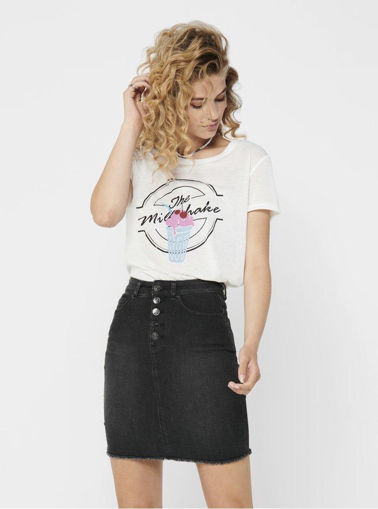 Tricouri pentru femei Jacqueline de Yong - alb