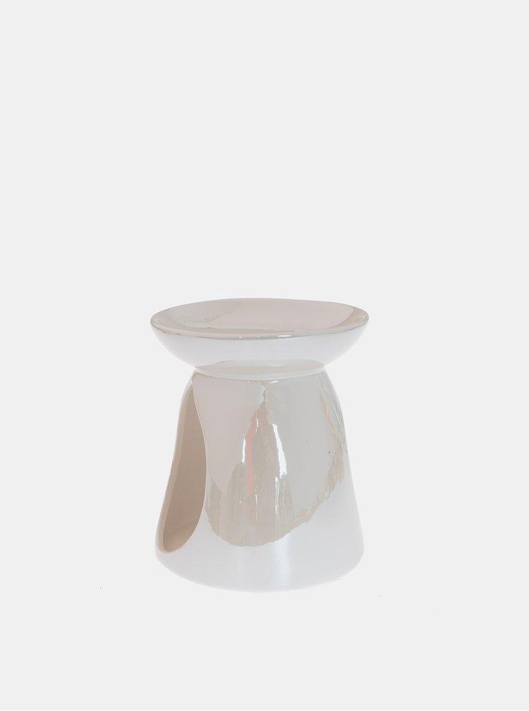 Bílá aromalampa Dakls
