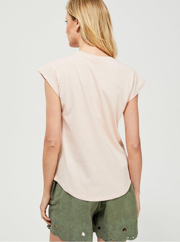 Tricouri pentru femei Moodo - roz
