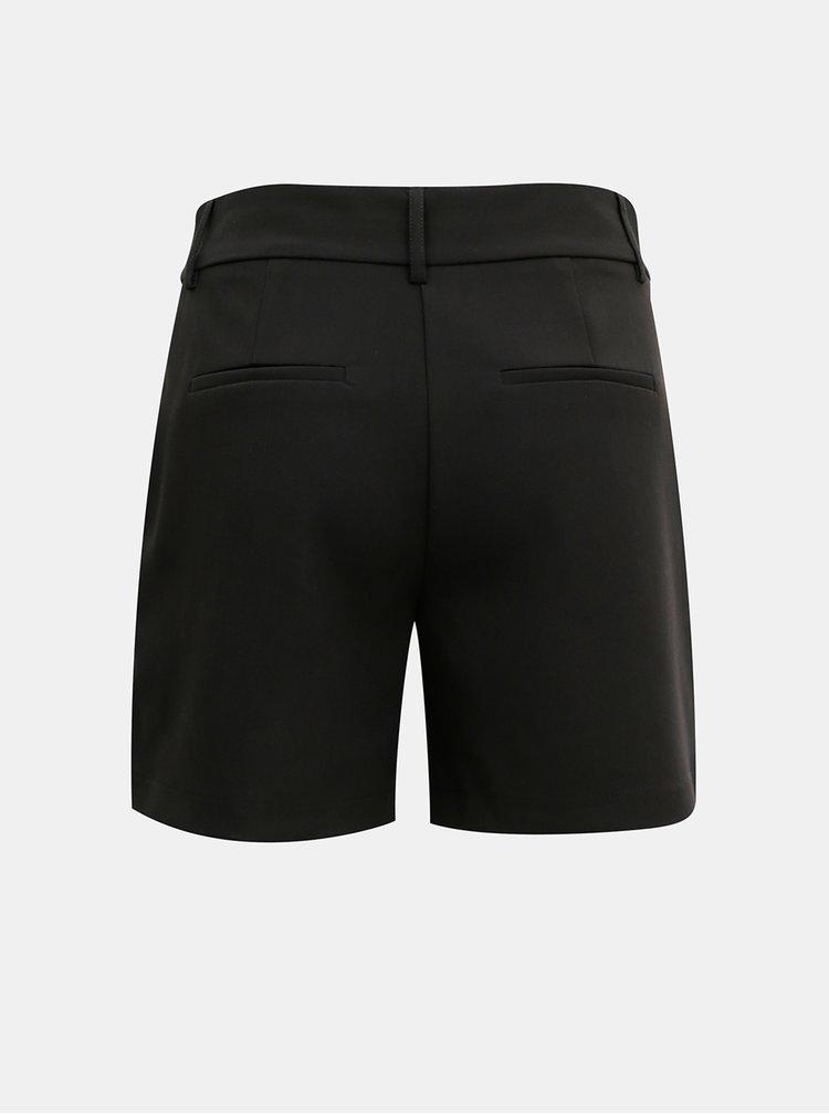 Pantaloni scurti  pentru femei ONLY - negru