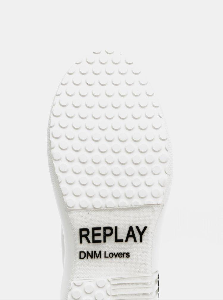 Bílé dámské tenisky Replay