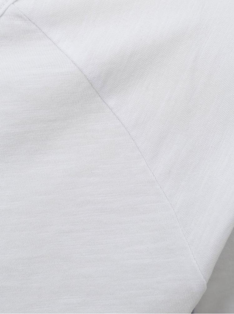 Bílé basic tričko Redefined Rebel