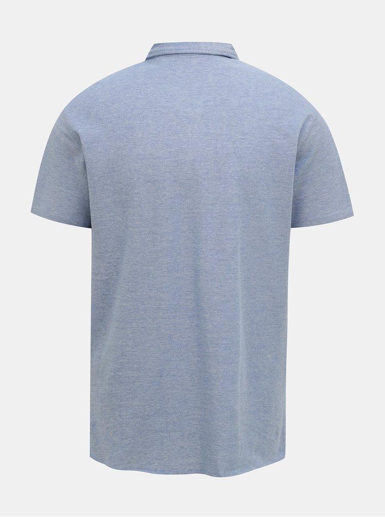 Tricouri cu maneca scurta pentru barbati Jack & Jones - albastru
