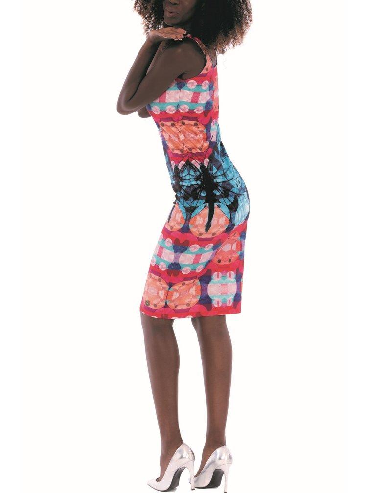 Culito from Spain barevné šaty Media Mariposa