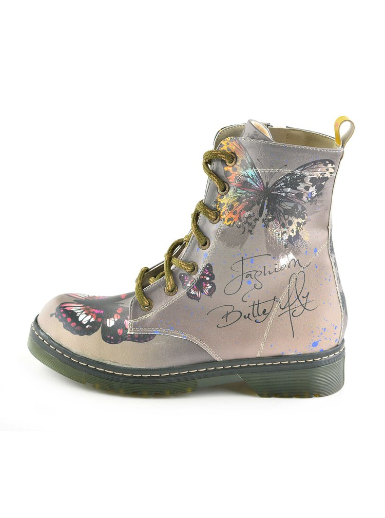 Goby barevné boty Butterfly Dream