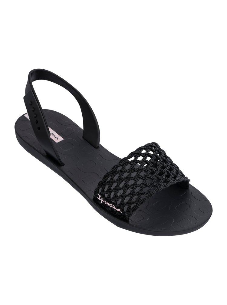 Ipanema černé sandály Breezy Black