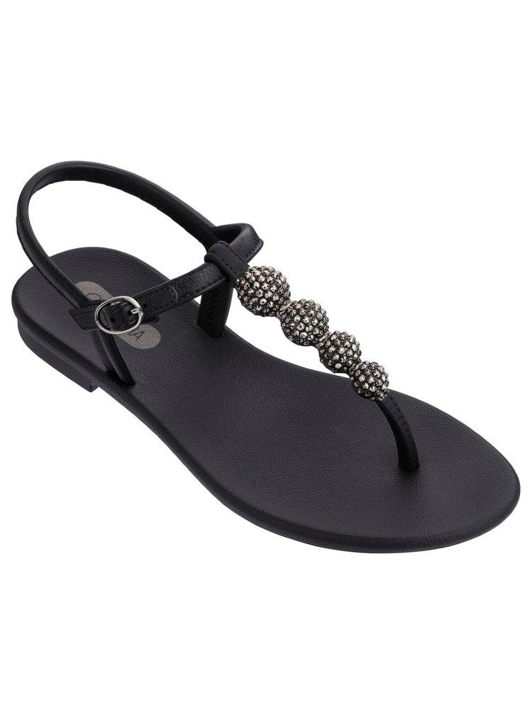 Grendha černé sandály Cacau Sandal Black