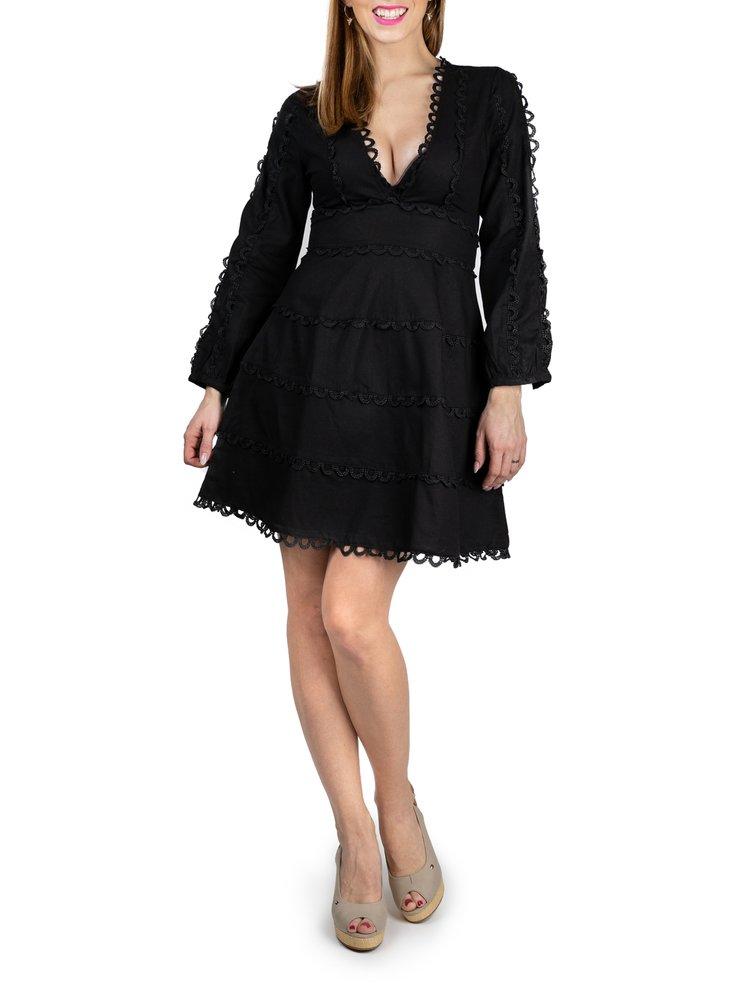 Anany černé šaty Natal Negro