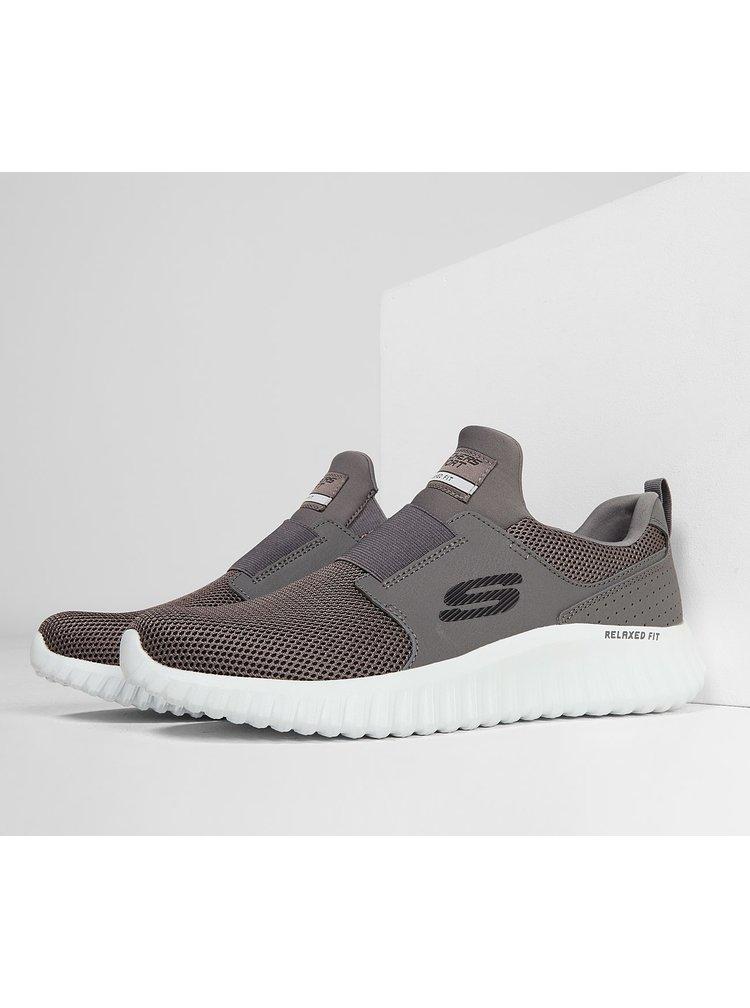 Skechers šedé pánské tenisky Depth Charge Charcoal