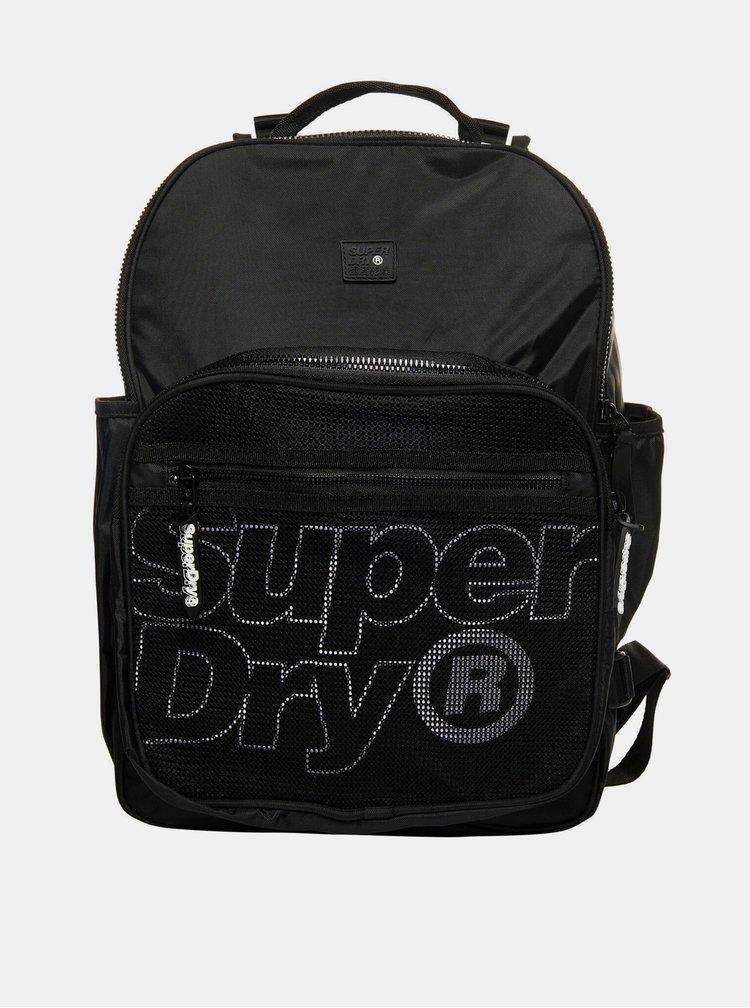 Rucsacuri pentru barbati Superdry - negru