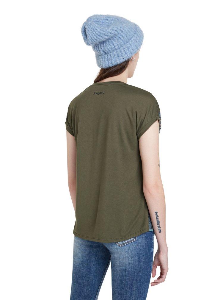 Desigual barevné tričko TS Anuki