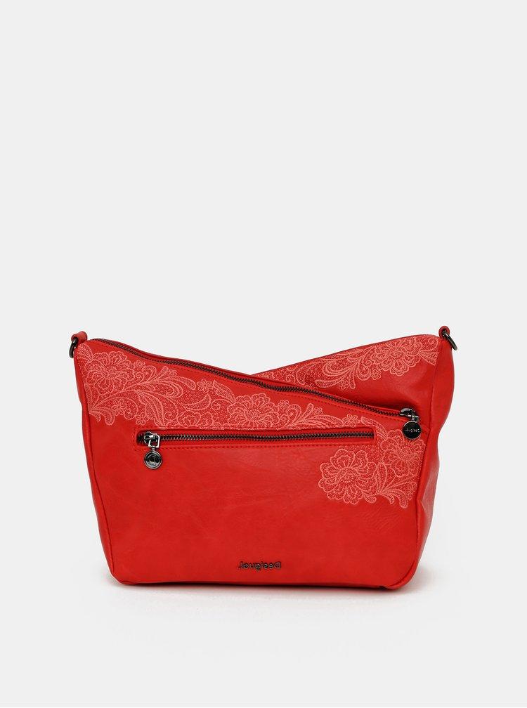 Červená kabelka Desigual