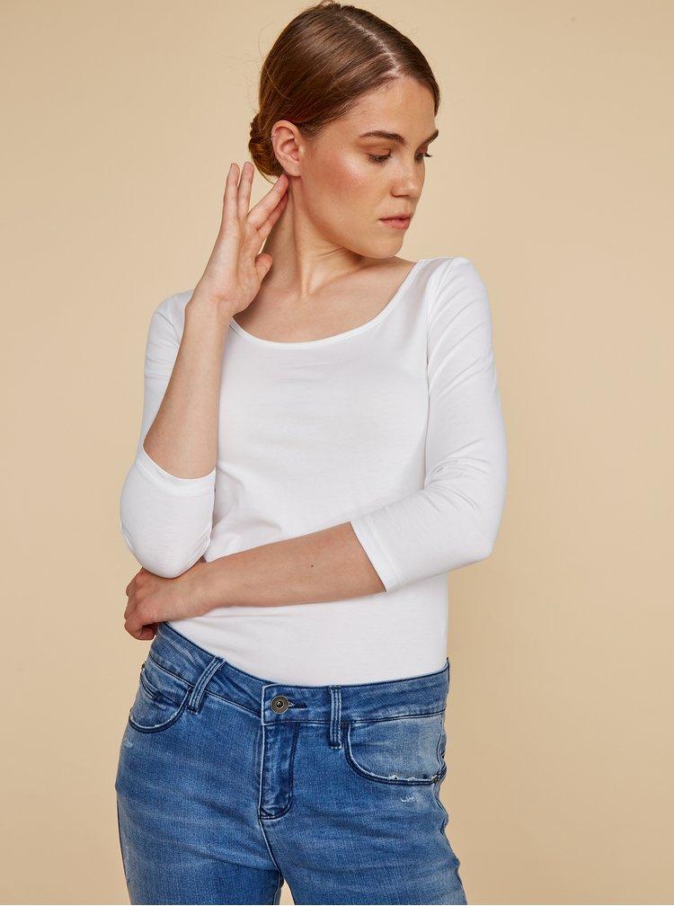 Bílé dámské basic tričko ZOOT Baseline Theresa