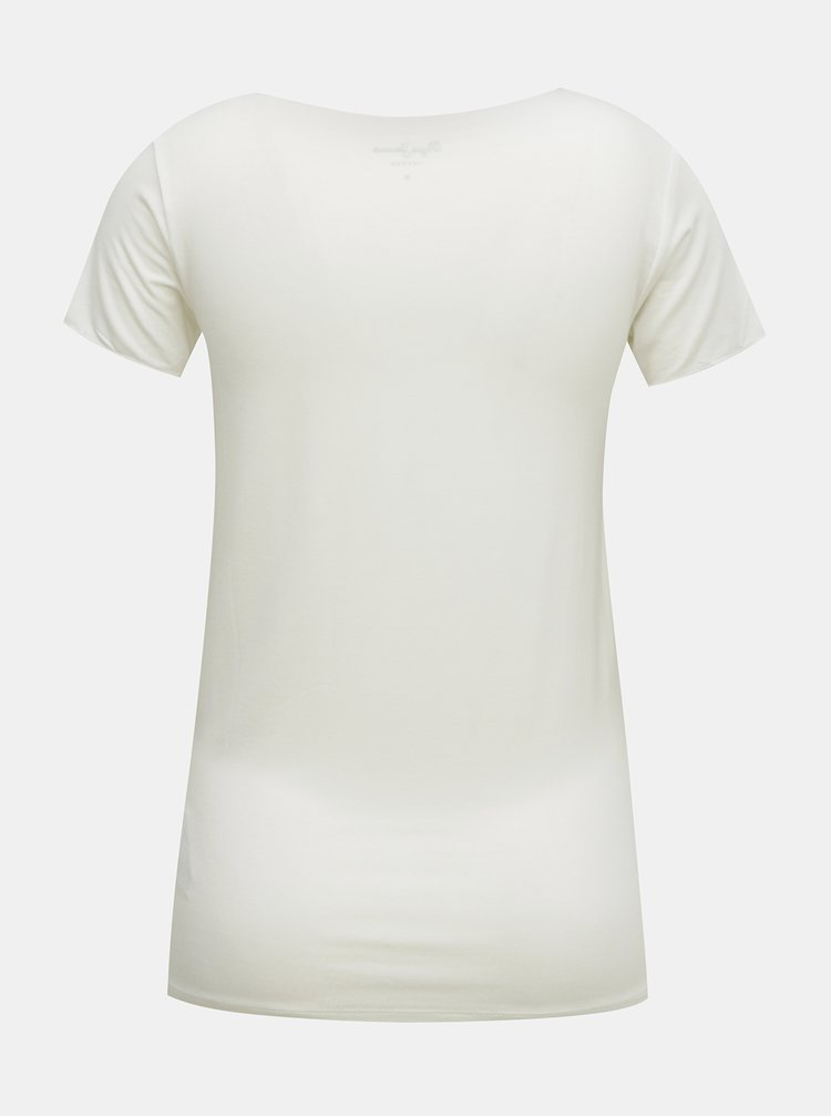 Tricouri pentru femei Pepe Jeans - alb