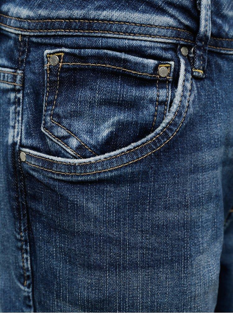 Slim fit pentru femei Pepe Jeans - albastru