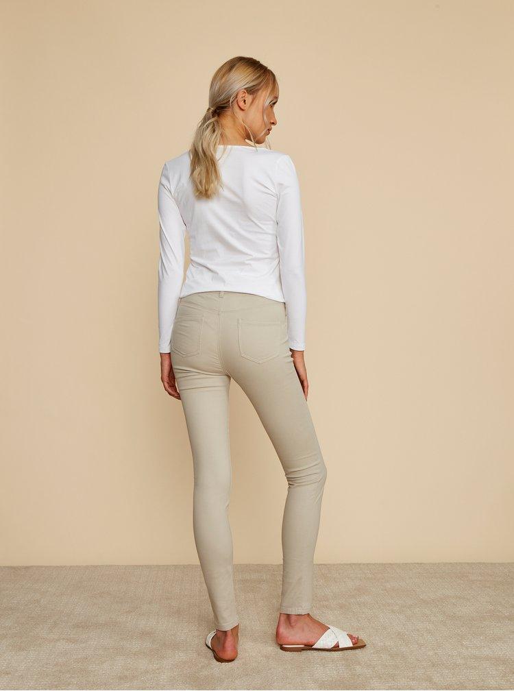 Pantaloni chino pentru femei ZOOT - bej