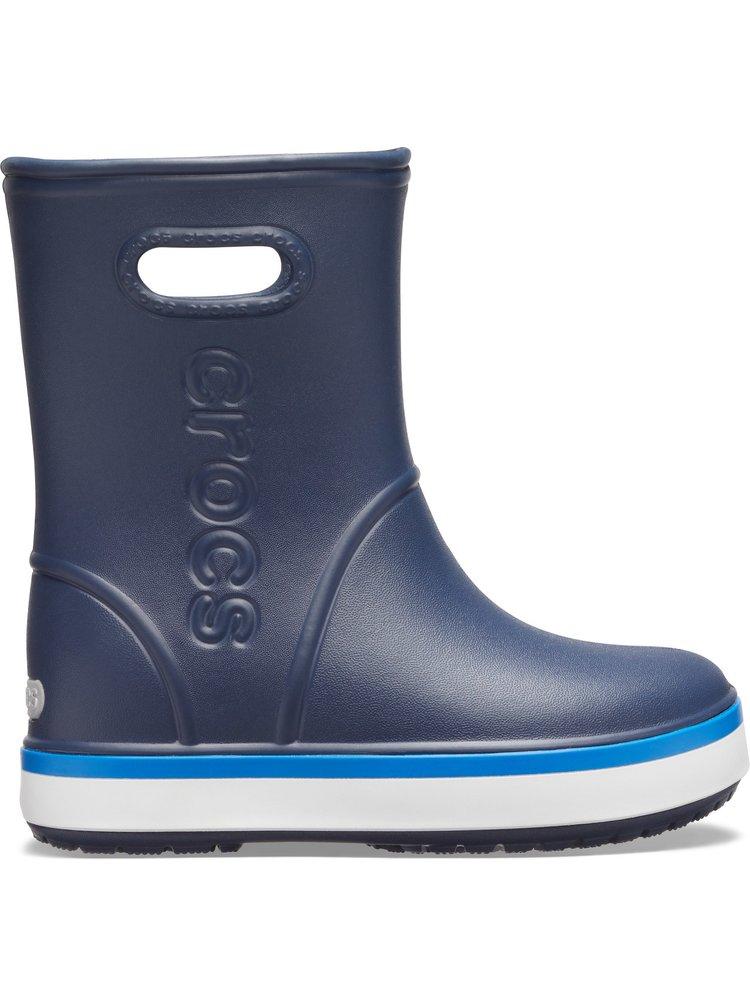 Crocs tmavě modré holínky Crocband Rain Boot K