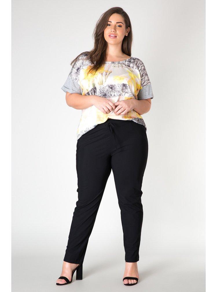 Yesta dámské tričko Jeliza s barevnými motivy