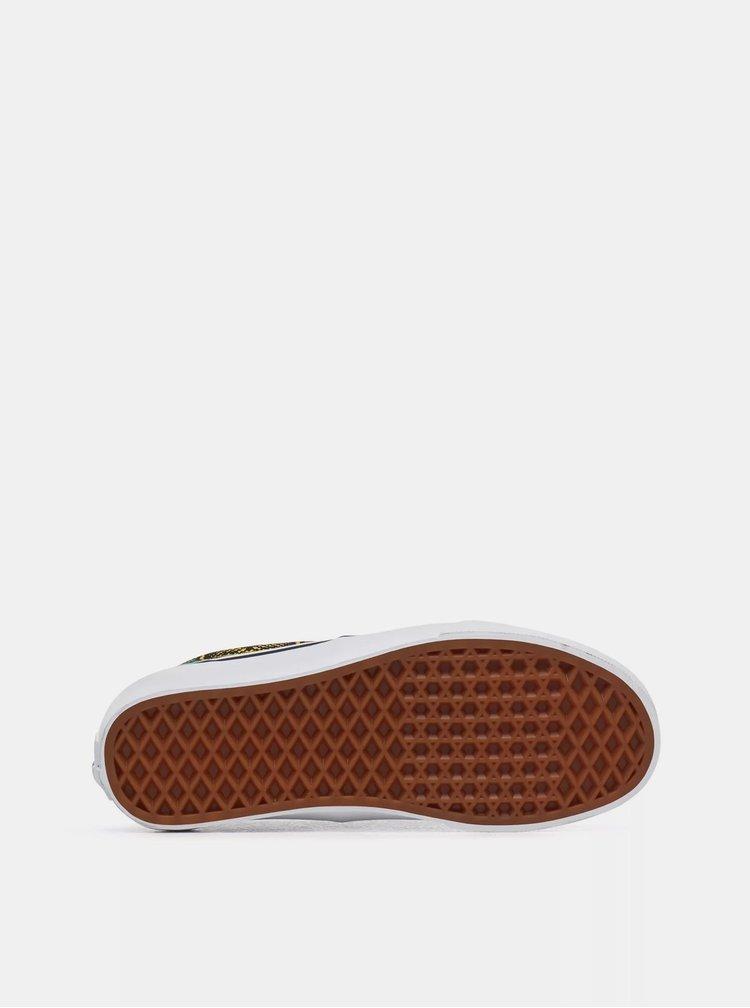 Pantofi sport si tenisi pentru femei VANS - rosu