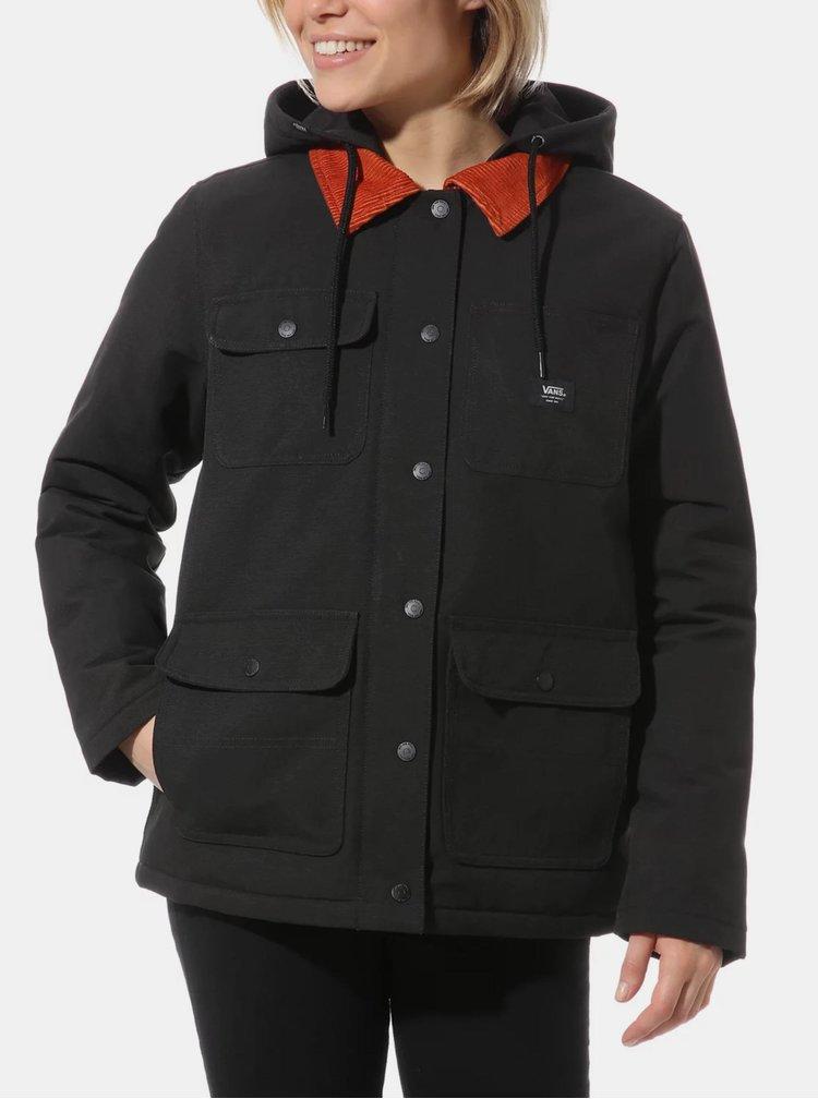 Jachete subtire pentru femei VANS - negru