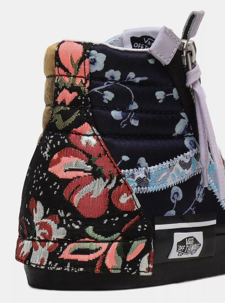 Pantofi sport si tenisi pentru femei VANS - albastru inchis