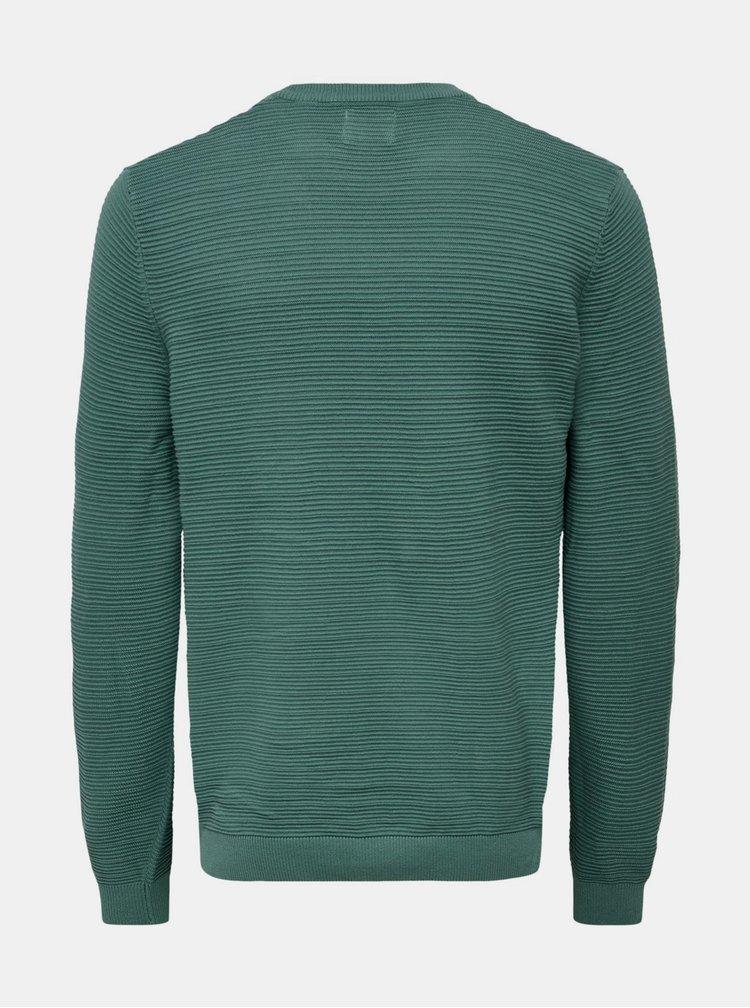 Pulovere pentru barbati ONLY & SONS - verde