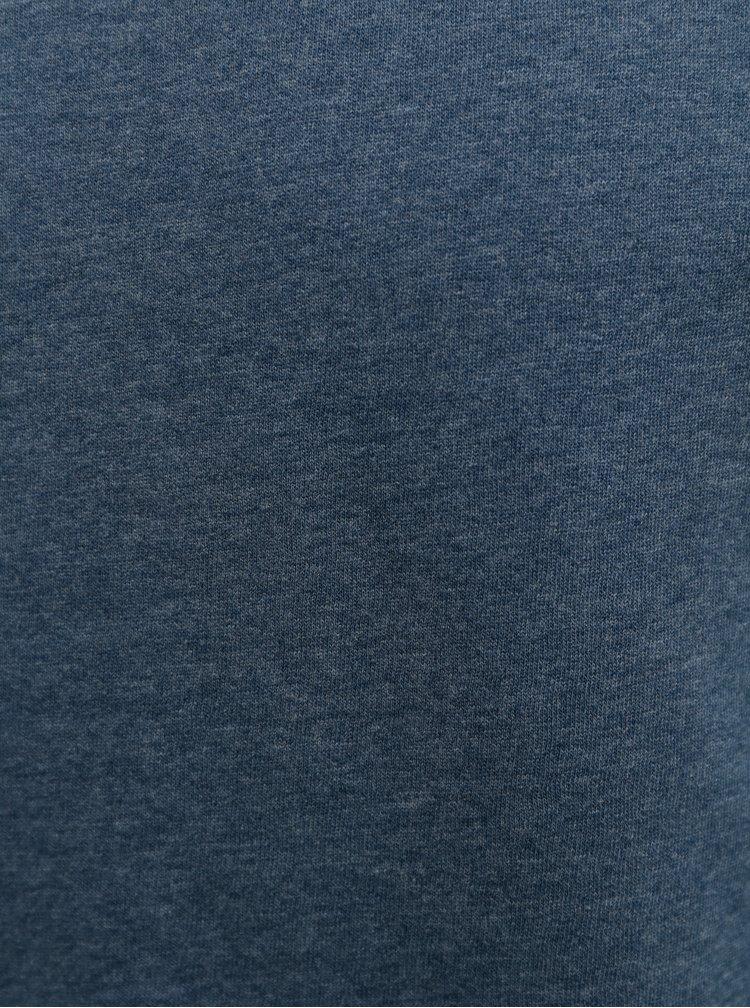 Pulovere si hanorace pentru barbati ONLY & SONS - albastru inchis