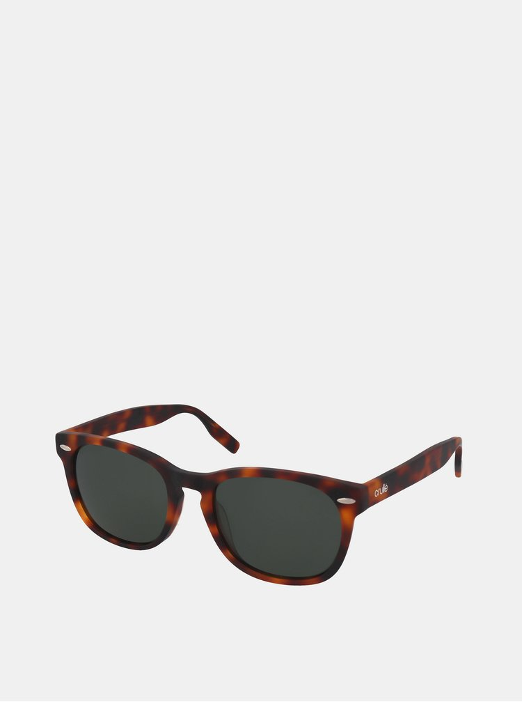 Ochelari de soare pentru barbati Crullé - maro