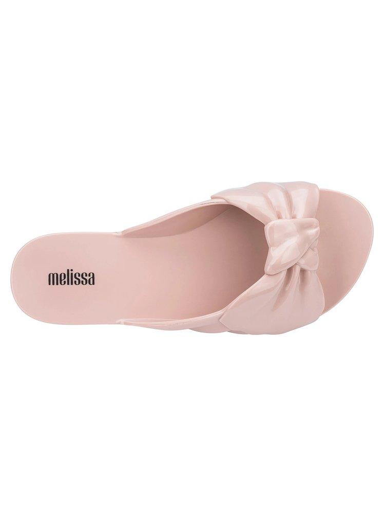 Melissa pudrové žabky Rose Light Pink