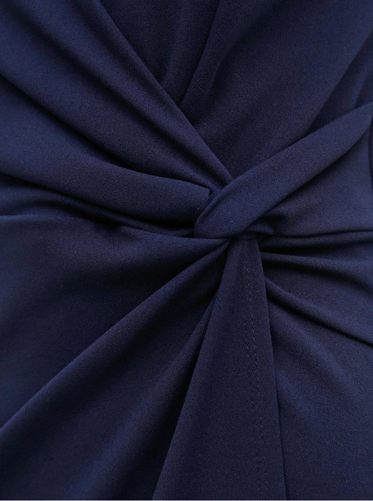 Tmavě modré maxišaty ZOOT Ginny