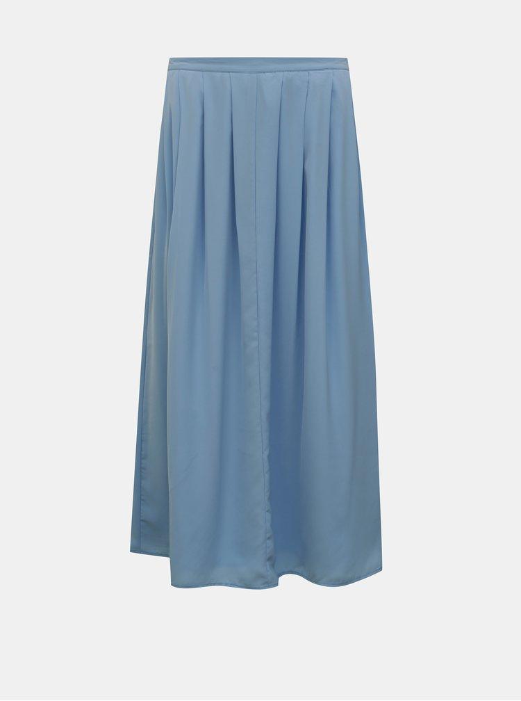 Modrá midi sukně ONLY Sue